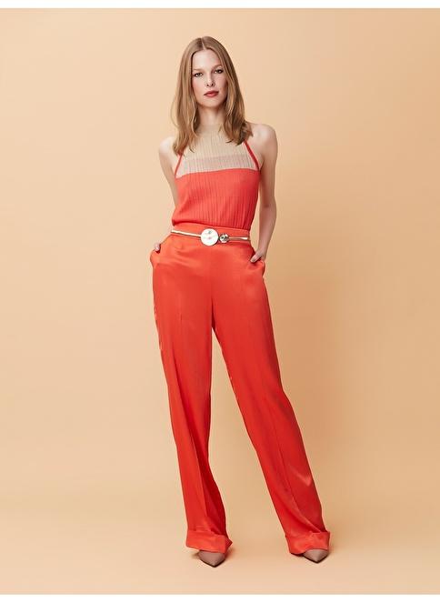 Ipekyol Pantolon Oranj